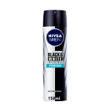 Men Invisible Black + White Fresh Antiperspirant Spray -  150 Ml
