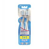 Tooth Brush cross action medium 1+1 FREE - 2PCS