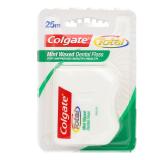 Total Mint Waxed Dental Floss -  25M