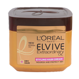 Elvive Extraordinary Oil Styling Cream -  200 Ml
