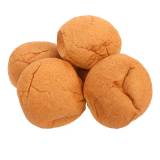 White Hamburger Buns -  6 Pcs
