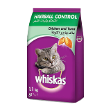 With Chicken & Tuna Cat Food -  1.1Kg