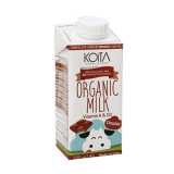 Chocolate Low Fat Organic Milk - 200Ml