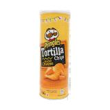 Nacho Cheese Tortilla Chips -  160G
