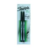 Sharpie pen Black - 2 count