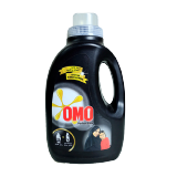 Omo Perfect Black Liquid Laundry Detergent - 1.5L