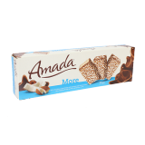 Milk chocolate with coconut biscuit - 100G