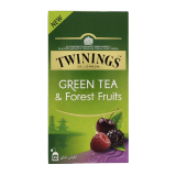Green Tea & Forest Fruits -  25 Pieces