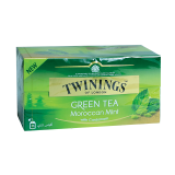 Green Tea Moroccan Mint - 25 Tea Bags