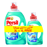 Persil Semi Automatic Concentrated Power Gel 3L + 1L Free -  4L