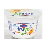 Fruyo 0% Peach Fat free - 170G