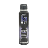 Sport Recharge Deodorant for Men - 150Ml
