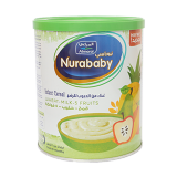 Nurababy Instant Cereal Wheat - 400G