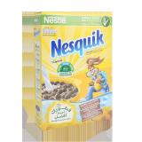 Nesquik Chocolate Breakfast Cereal -  375G