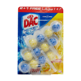 Dac Fragrance Boost Toilet Rim Block - 2 + 1 Free 150G