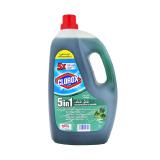 Clorox Liquid Floor Cleaner & Disinfectant 5 in 1 Pine Scented - 3L