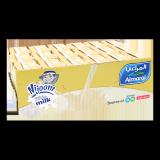 Nijoom Vanilla Flavored Long Life Milk -  18 x 150 Ml