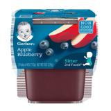 2nd Foods Apple Blueberry - 8Z
