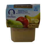 2nd Foods Apple Banana Pear - 8Z
