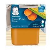 2nd Foods Sweet potato and Corn - 8Z