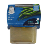 2nd Foods Green beans - 8Z
