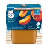 2nd Foods Green Peach - 8Z