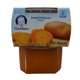 2nd Foods Sweet potato - 8Z