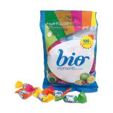 Organic candies assorted flavors - 60G
