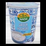 Plain Greek Yoghurt High In Protein - 360G
