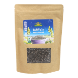 Organic Chia Seeds -  250G