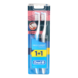 Pro-Expert Cross Action For Sensitive Gums Toothbrush Extra Soft -  1 + 1 Free
