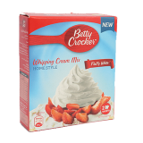 Whipping Cream Mix fluffy white - 70G