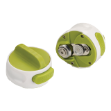 Can-Do Compact Can Opener - 1 PCS