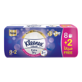 Toilet Tissue Extra Dry -  8 + 2 Free Roll x 3 ply