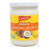 Celebes Organic Virgin Coconut Oil -  500 Ml