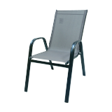 Steel Stacking chair - 1PCS