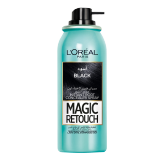 Magic Retouch Black Instant Root Concealer Spray - 1 count