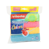 Microfibre Multi pack Colors -  4 Pieces