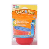 Take & Toss Bowls - 1PCS