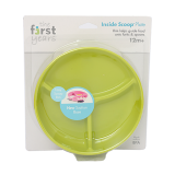 Inside Scoop Suction Section Plate - 1PCS