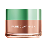 Pure Clay Mask with red algae -  50 Ml