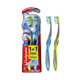 360 InterDental Toothbrush Medium/Orta -  1 + 1 Free