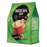 3 In 1 Hazelnut Instant Coffee - 17G