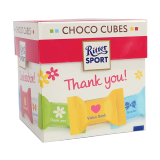 Chocolate cubes Thank you - 176G