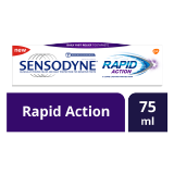 Rapid Action Toothpaste -  75 Ml