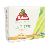 Green Tea With Ginger - 100 count