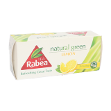 Green Tea With Lemon - 25 count