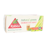 Green Tea with Moroccan Mint - 25 count