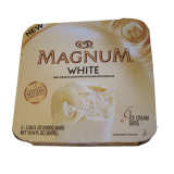 White chocolate Ice cream - 3PSC