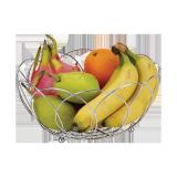 Metal Fruit basket 10 inch - 1 PCS